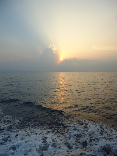 Sunset @ Port Blair