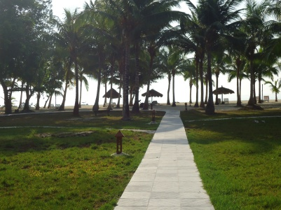 Silver Sand beach resort @ Havelock