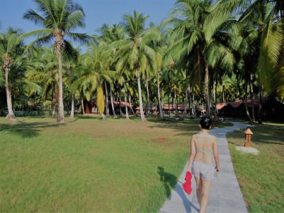 Silver sands resort @ Havelock